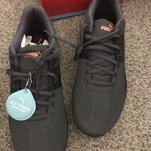 Puma Shoes - PUMA GREY MEN'S SHOES- BRAND NEW!